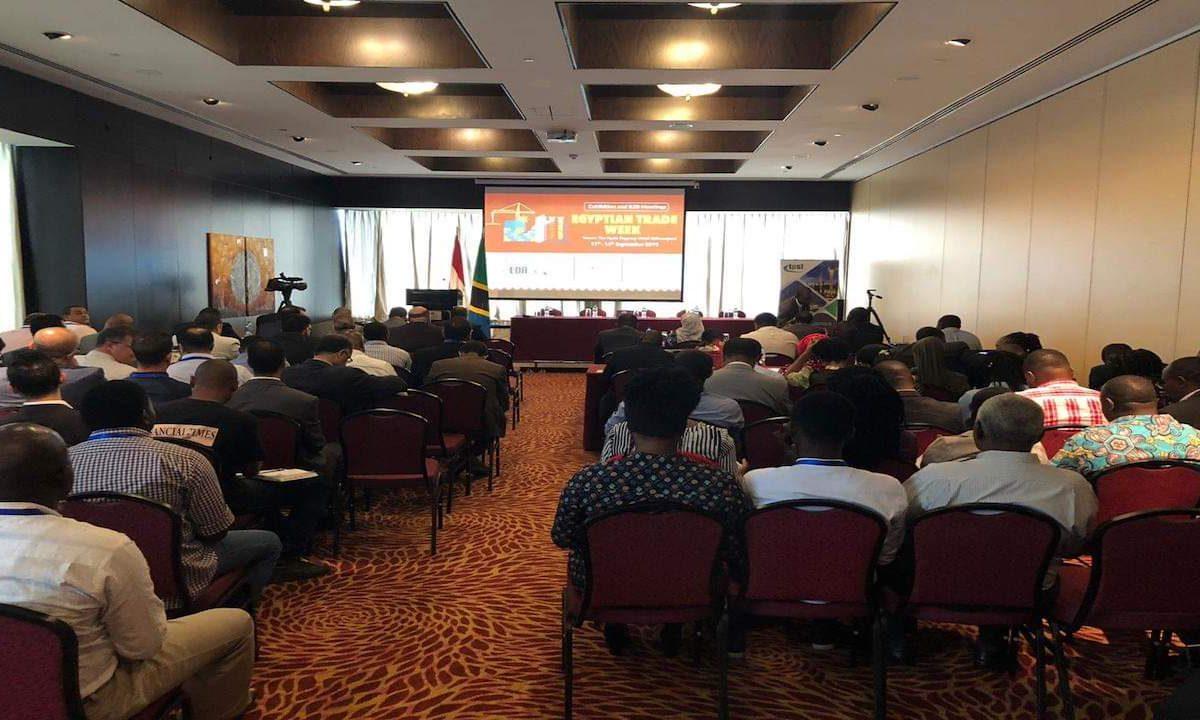 Tanzania Exhibition 2019