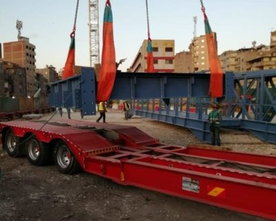 Supply, Fabrication and delivery of pedestrian bridge – Imababa Station – Cairo Greater metro Line – Phase 3