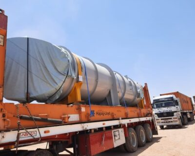 Supply, Fabrication and FOB delivery of 5 ACC units – Duqm power station – Oman